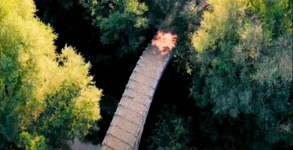 ελληνικό γεφύρι