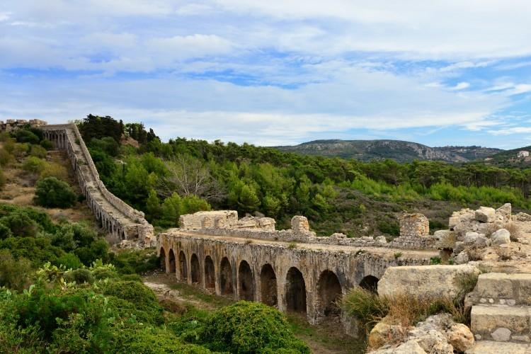 ελληνικά κάστρα