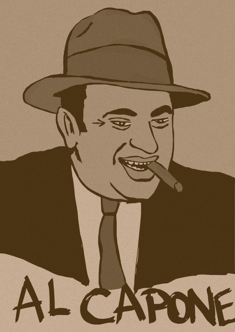 Χριστούγεννα του 1932: Όταν ο Αλ Καπόνε γέμισε πλαστά δολάρια την αγορά της Αθήνας