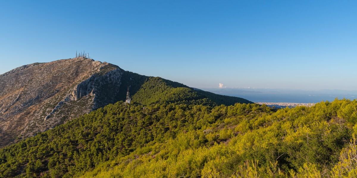 βουνά της Αττικής