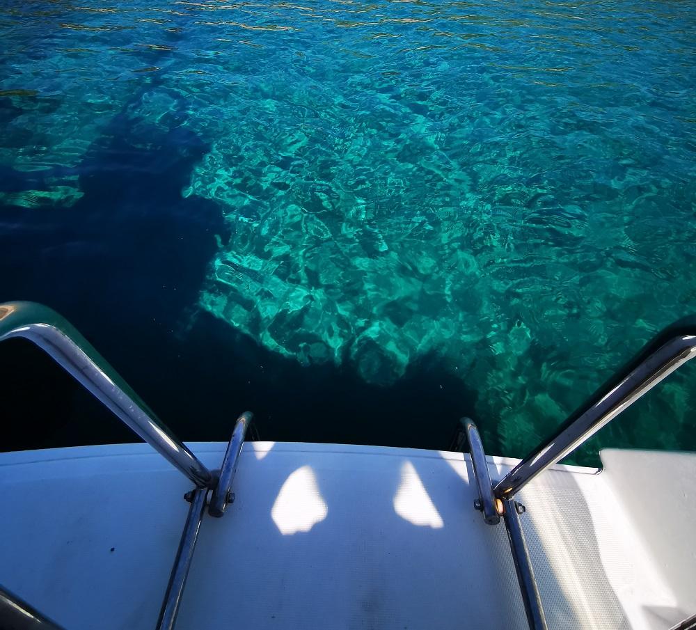 διακοπές με σκάφος