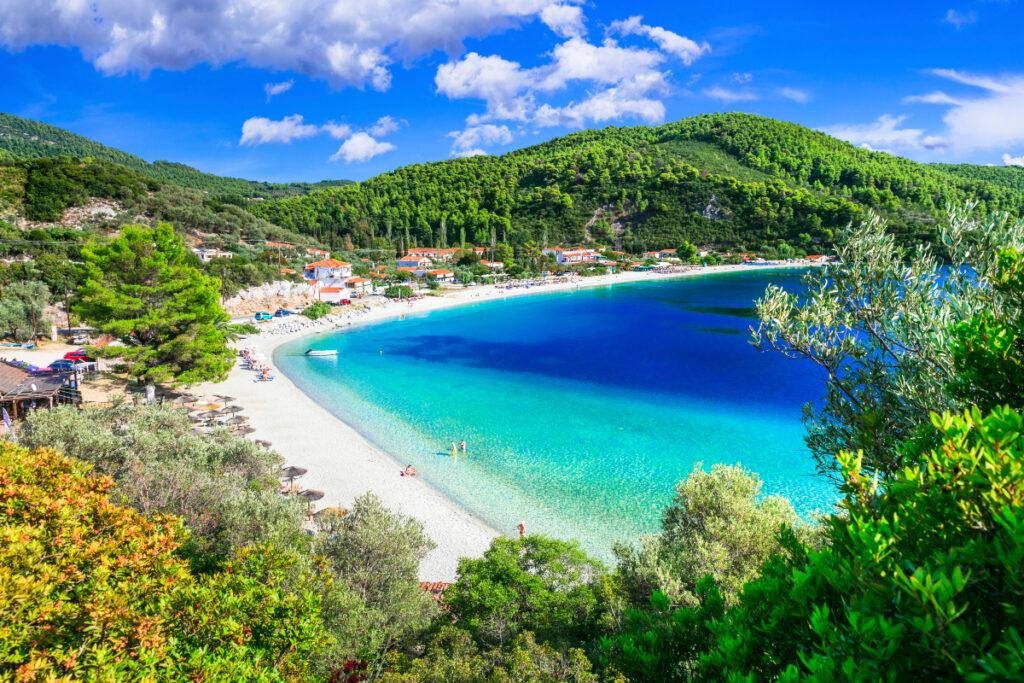 παραλία Σκόπελος